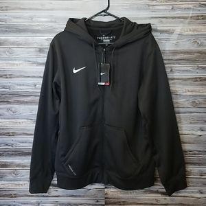 Nike mens zip hoodie size Small NWT